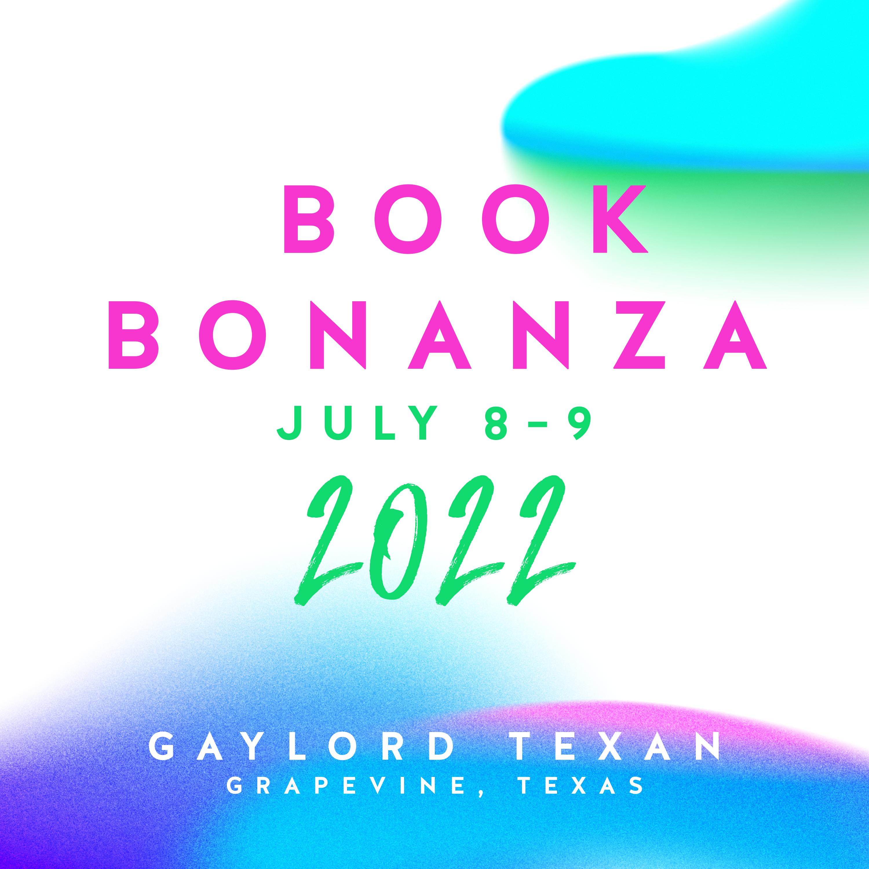 Book Bonanza 2022 Logo