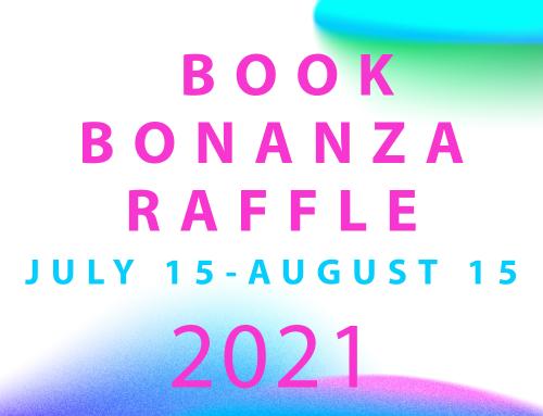 Book Bonanza Raffle '21 – Nominate a Food Bank or Nonprofit
